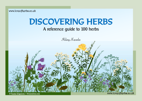Discovering Herbs Book